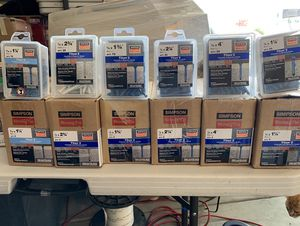 Concrete Screws, Drill Bits, Installation Kit for Sale in Victorville, CA