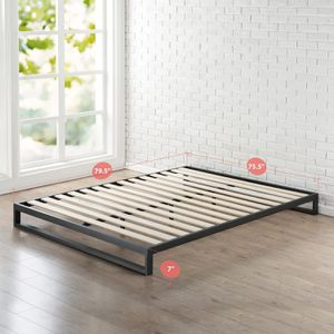 "7"" bed frame King brand new for Sale in Inman, SC"