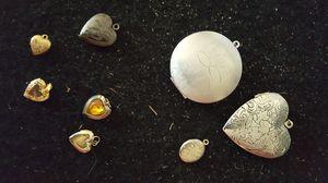Necklace lockets for Sale in Colorado Springs, CO
