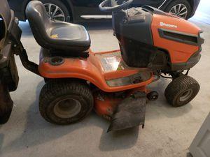Husqvarna 18.5-HP Hydrostatic 42-in Riding Lawn Mower for Sale in Powder Springs, GA