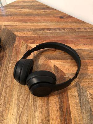 Beats Solo 3 Wireless On-Ear Headphone - A1796 (MP582LL/A) - Matte Black for Sale in Alpharetta, GA