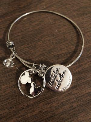 Disney silver bracelet for Sale in Warner Robins, GA