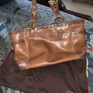 Coach Leather Purse for Sale in Renton, WA
