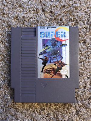 Super C - Nintendo (NES) for Sale in Portland, OR