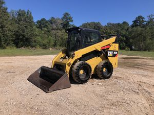 2013 Cat 262D High Flow Skid Steer for Sale in Cleveland, TX