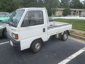 2001 Honda Acty truck 4wd 5 speed for Sale in Richmond, VA