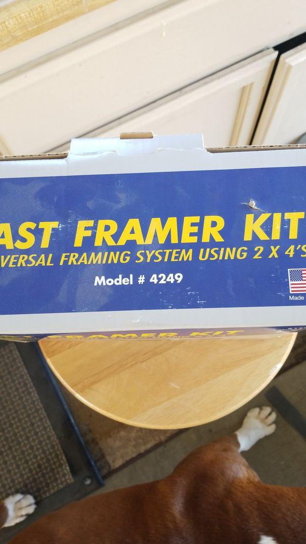 Shed framer kit