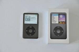 NEW APPLE iPOD CLASSIC VIDEO 160GB + CABLE + EARPHONES for Sale in Fresno, CA