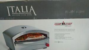 Camp chef. Italian. Artisan pizza oven for Sale in Laurel, DE