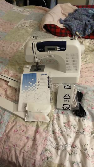 Brother sewing machine for Sale in Phoenixville, PA