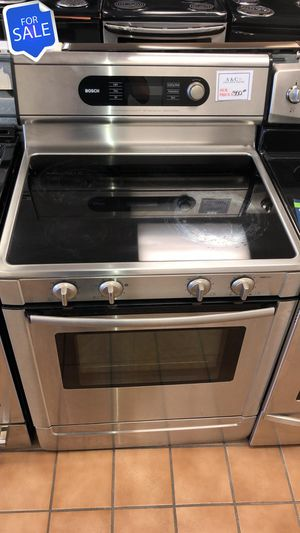 NO CREDIT!! Bosch LOWEST PRICES! Electric Stove Oven Free Delivery #1576 for Sale in MD, US