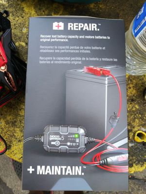 Battery charger/ maintainer for Sale in South Bend, IN