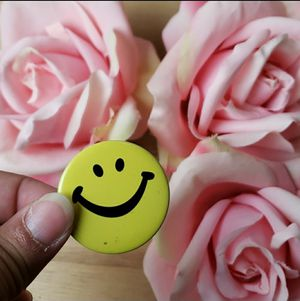 Vintage Smiley Face Pin for Sale in Redmond, WA