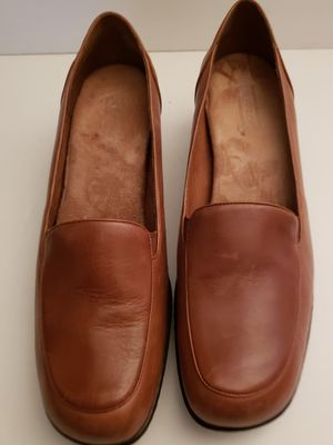 M Patrick leather EUC shoes ladies 11M for Sale in Newport News, VA