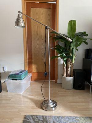 IKEA Metal Floor Lamp for Sale in Los Angeles, CA