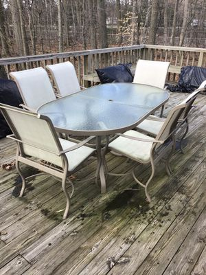 Patio furniture. Will sell separately for Sale in Spring Valley, NY
