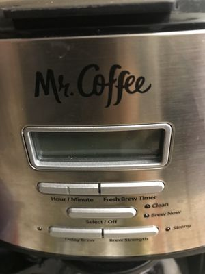 Mr. Coffee, Coffee Maker for Sale in Artesia, CA