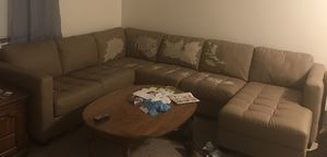 Sectional couch for Sale in Emporia, KS