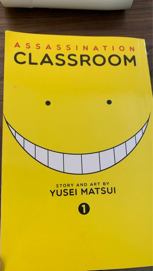 Assassination classroom Vol.1 (Manga) for Sale in San Bruno, CA