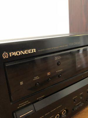 Pioneer audio/video receiver & speakers for Sale in Playa del Rey, CA