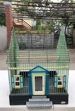 Bird house cage for Sale in Lowell, MA