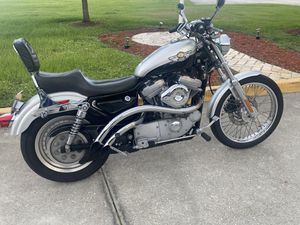 2003 xlh 883 sportster (Anniversery edition) for Sale in Melbourne, FL