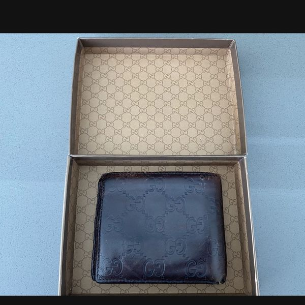 Gucci wallet small leather goods