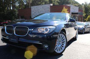 2011 BMW 7 Series for Sale in Cumming, GA