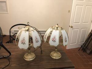 Open warehouse for more antiques and lamps come check it out Aug 31st 8am- 1pm for Sale in Florissant, MO