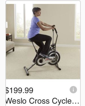 Like New Exercise Bike for Sale in Compton, CA