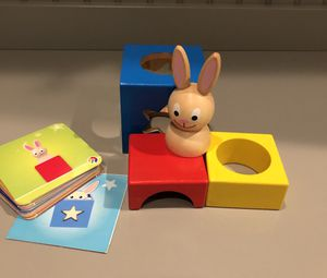 Peek a boo bunny puzzle—Smart Games for Sale in Queen Creek, AZ