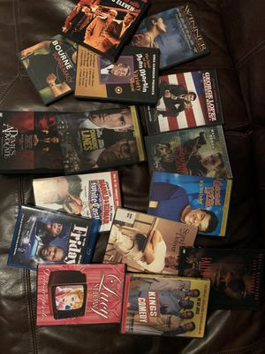 DVD / blu ray bundle for Sale in Houston, TX