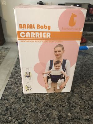 Kangarouse Basal Baby Carrier for Sale in DeLand, FL