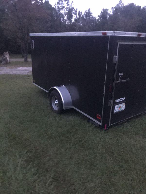 Enclosed trailer 14 foot