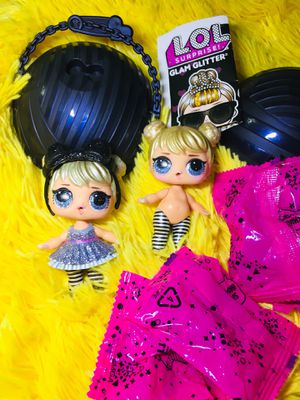 Curios Qt lol surprise doll glam glitter series for Sale in Fort Pierce, FL