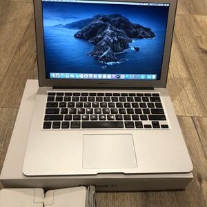 MacBook Air 13 Inch 256GB Mid-2012 Works Great for Sale in Seal Beach, CA