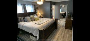 King Bed Frame for Sale in Indian Shores, FL