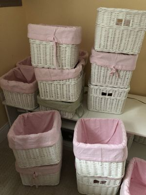Pottery Barn baskets for Sale in Vienna, VA