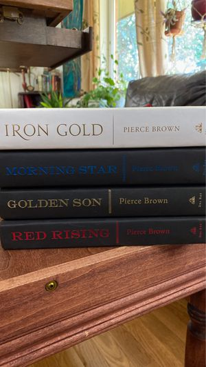 Pierce Brown Red Rising Series for Sale in Kennewick, WA