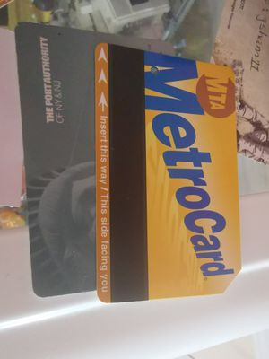 MetroCard/Path 30%off for Sale in Jersey City, NJ