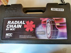 Tire Chains for Sale in New Hradec, ND