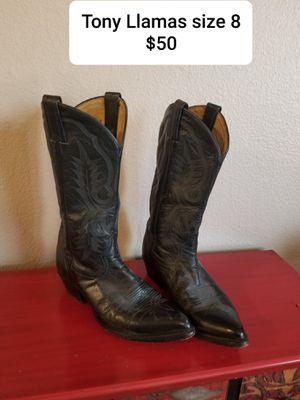 Riding boots, Cowboy Boots, Work Boots for Sale in Imperial, CA