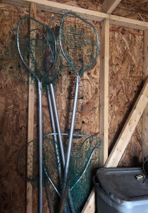 Fishing/crab nets for Sale in Oxon Hill, MD