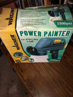Power painter for Sale in White Hall, WV