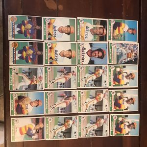 Topps Astros 1979 Baseball Cards for Sale in St. Charles, IL
