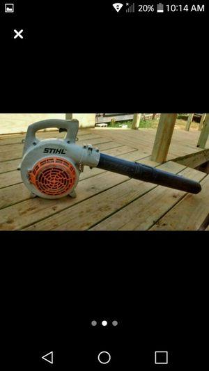 Stihl leaf blower for Sale in Redfield, AR