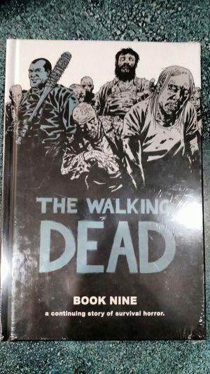 Walking Dead book 9 for Sale in Crofton, MD