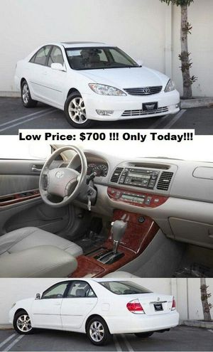 2005 Camry Toyota price $7OO for Sale in Frederick, MD