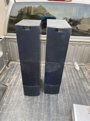 Kef Q-50 towers speakers for Sale in Sanger, CA