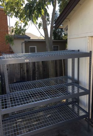 Heavy duty wire rack for Sale in Fremont, CA